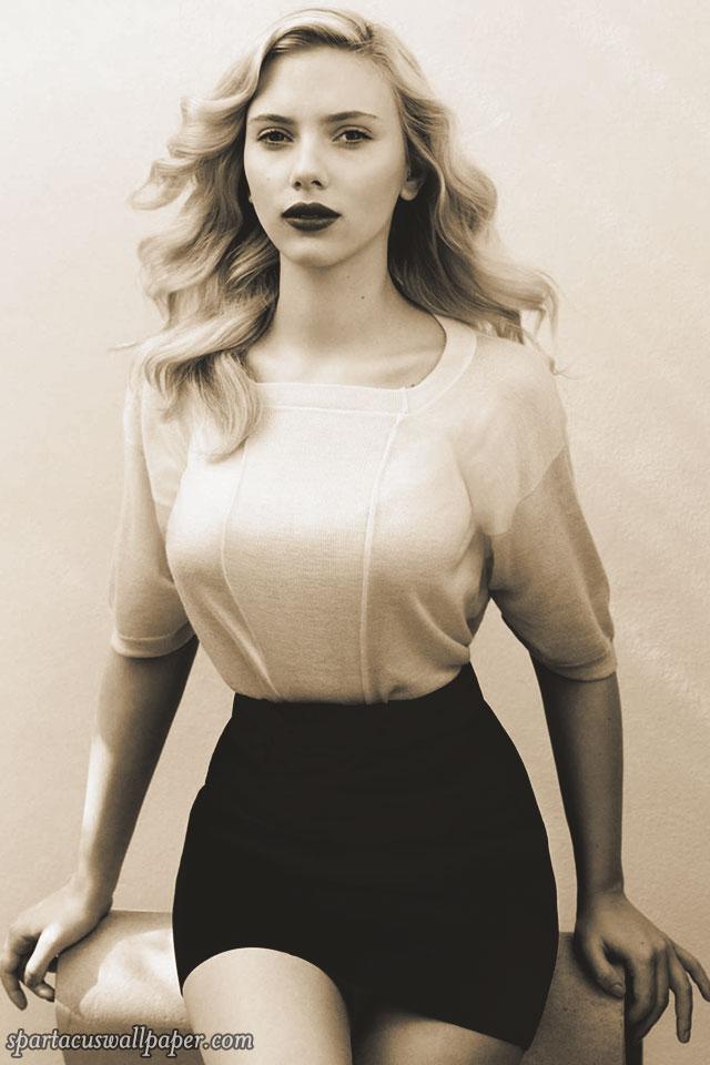 Scarlett Johansson Xii Desktop Backgrounds Mobile Home